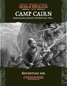 Camp Cairn - Adventure for Zweihander