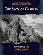 The Sack of Gasulta - Adventure for Zweihander