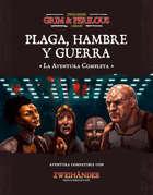 Plaga, hambre y guerra (ES) - Adventure for ZweihanderRPG
