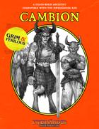 Cambion - Ancestry for Zweihander RPG