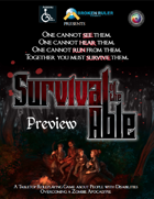 Survival of the Able (Preview)