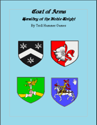 Coat Of Arms -package 1 lissenced