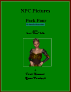 NPC Pics - pack four