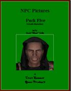 NPC Pics - pack five