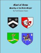 2nd vol Coat Of Arms  licenced