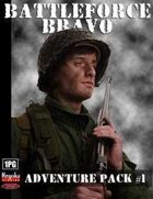 Battleforce Bravo Adventure Pack #1