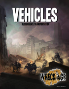 Wreck Age Vehicle Rules