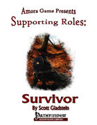Supporting Roles: Survivor (PFRPG)