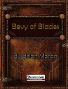 Bevy of Blades (PFRPG)