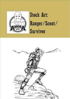 Stock Art: Ranger/Scout/Survivor