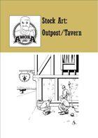Stock Art: Outpost Tavern
