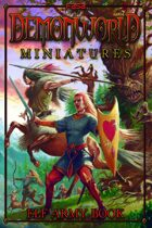 Demonworld Miniatures Elf Army Book