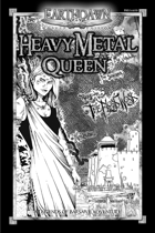 Legends of Barsaive 07:  Heavy Metal Queen