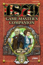 1879 RPG Gamemaster's Companion