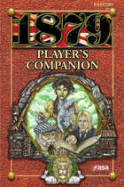 1879 RPG Player's Companion