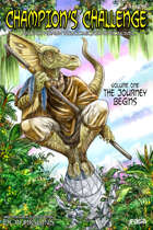 Earthdawn Champion's Challenge: Volume One The Journey Begins
