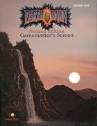 Gamemaster's Screen (Second Edition)