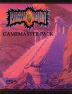 Gamemaster Pack (First Edition)