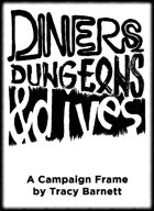 Diners Dungeons & Dives