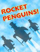 Rocket Penguins!