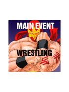 Main Event Wrestling Card Game