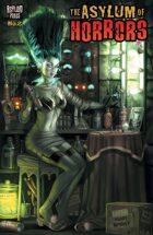 Asylum of Horrors #2