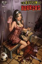 Asylum of Horrors #3