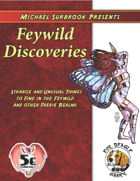 Feywild Discoveries (5e)
