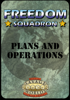 Freedom Squadron Plans & Operations Print-and-Play P&O Deck
