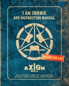 Axiom Null: RPG Instruction Manual