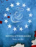 Revolutionaries - Axiom Cards
