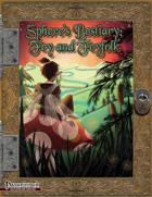 Spheres Bestiary: Fey and Feyfolk