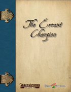 The Errant Champion
