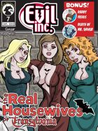 Evil Inc Monthly: Real Housewives of Transylvania (Oct 2012)