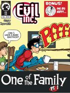Evil Inc Monthly: One of the Family, Part 1 (Feb 2013)