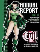 Evil Inc: Annual Report, Vol. 4