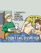 Courting Disaster Volume 2