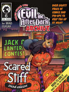 Tales from the Evil Inc After Dark Archive: Scared Stiff (3rd edition)
