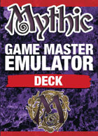 Mythic Game Master Emulator Deck