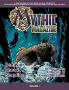 Mythic Magazine Volume 1