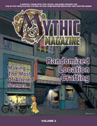 Mythic Magazine Volume 2