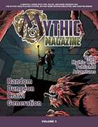 Mythic Magazine Volume 3