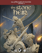 The Phlogiston Books Vol. II: The Stone Heir - English