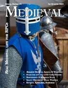 Medieval - Special Issue #1 - 1st Quarter 2021