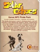 FREE Xenos NPC Pirate Pack