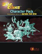 Solar Echoes Character Pack