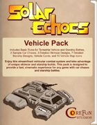 Solar Echoes Vehicle Pack
