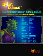 FREE Hero Character Dossier: Kitheya Surasti