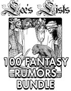 100 Fantasy Rumors [BUNDLE]