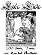 100 Books, Tomes, and Assorted Handbooks